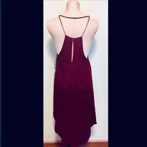Free People Dresses - Free People Parisian Nights Slip Dress NEW